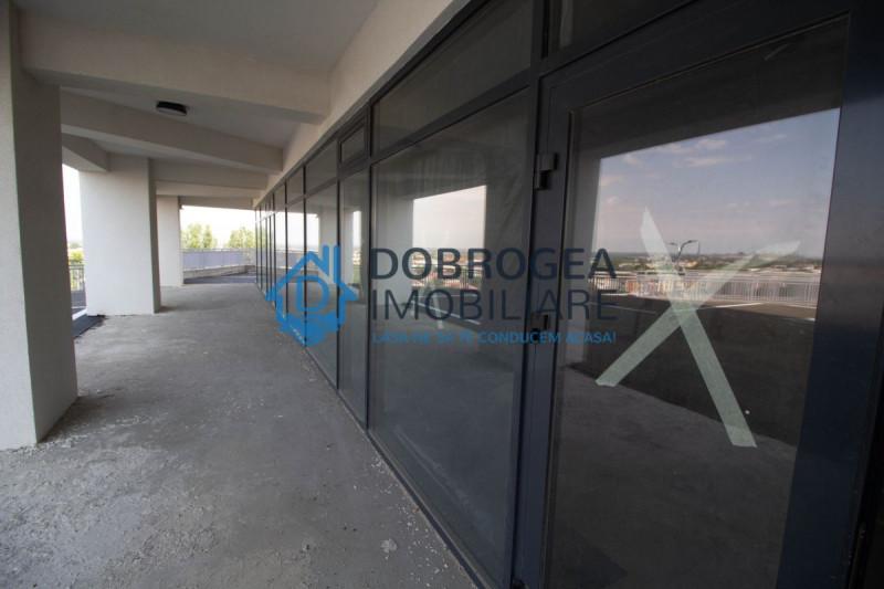 Spatiu Comercial 394 mp open space, parter bloc nou, zona comerciala