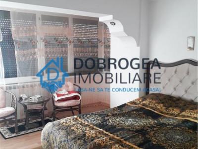 4 cam Duplex, 100mp, centrala gaz, mobilat recent, utilat, str Babadag