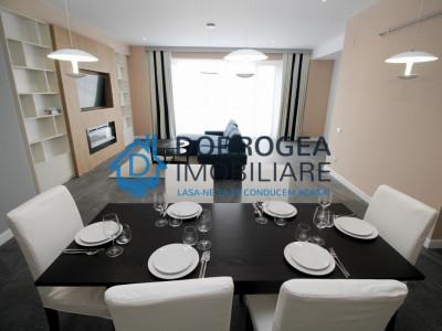 Penthouse de lux zona Kaufland, 4 camere, mobilat si utilat