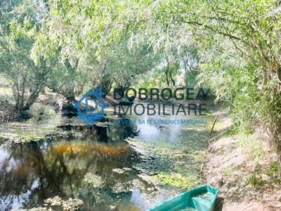 Teren intravilan 9 Mai, 3220 mp gradina, deschidere la lac