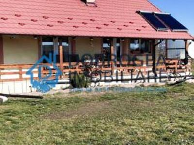 Casa noua 73 mp+Teren 4 hectare Agighiol, centrala termica